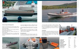 """The best rib tender with folding rigid keel"" - Toys & Tenders, 2013"